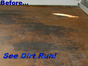Interior Hardwood Floor Refinishing In MD, VA