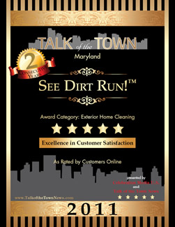 2011 Talk of the Town Winner