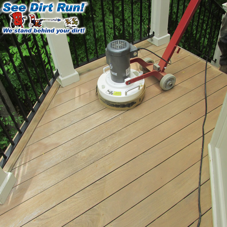 Deck Repairs Replacement Floor Boards Rails Spindles