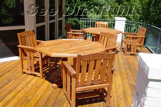 Teak Furniture Washing, Deck Furniture Cleaning, Sealing, Care And  Maintenance, MD, VA