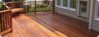 Decks fences etc see dirt run see dirt run for Redwood vs composite decking