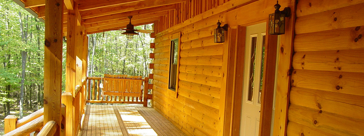 Q8 Log Oil Washing Sealing Log Homes Cedar Siding Md Va