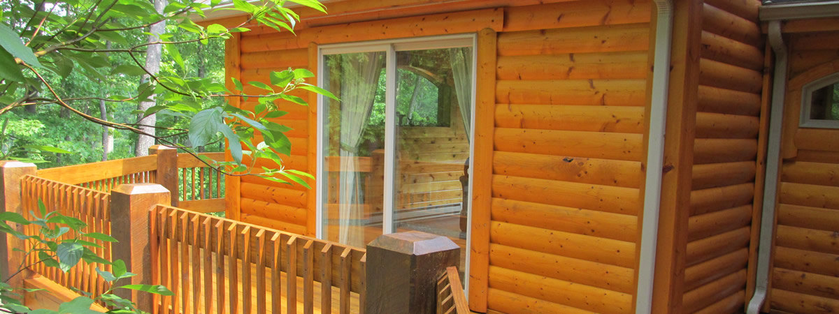Sikkens Wood Care Finishes For Log Homes Cabins And