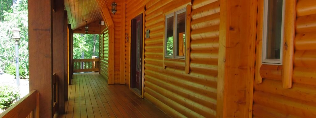 sikkens wood care finishes for log homes cabins and decks md va wv