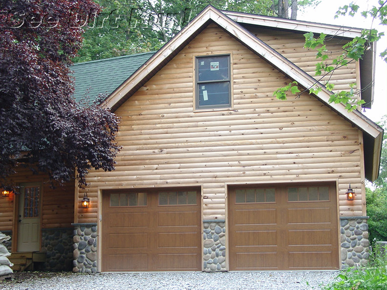 Log Home Maintenance Wash