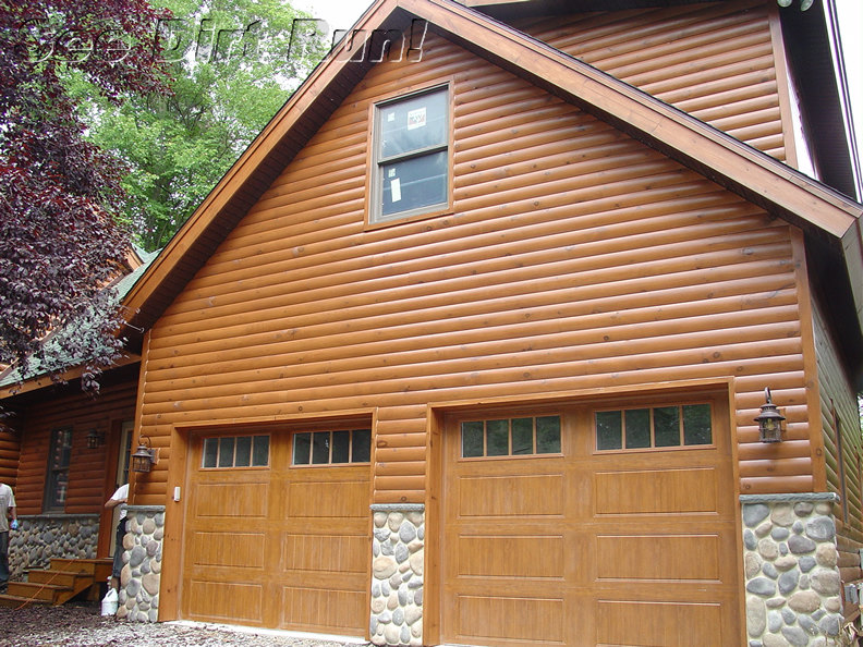 Log Home Seal Dark Natural & Gloss