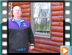 Testimonial Log Home Restoration Union Bridge MD