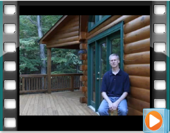Testimonial - Log Home Restoration  with Oak in VA