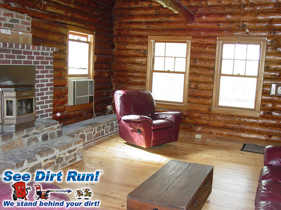 log home pictures interior. Log Home Care  Maintenance Interior Stain Sealer Finish Restoration MD VA WV